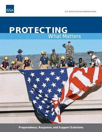 PROTECTING - GSA Advantage