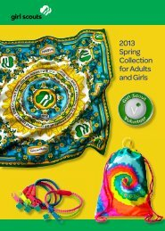Download current PDF - Girl Scout Council of the Nation's Capital