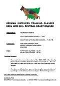 Shepherd News April, 2013 - German Shepherd Dog League NSW ... - Page 5