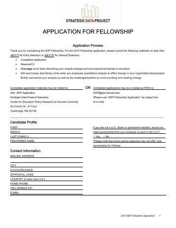 harvard graduate school application