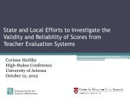 Presentation slides - Harvard Graduate School of Education