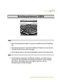 Konzept - gseh.ch - Gemeinsame Sekundarschule Erlenbach und ...