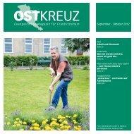 OSTKREUZ - Evangelisches Magazin für Friedrichshain
