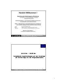 Kerstin Weertz - Europaweite Ausschreibungen auf ... - Gsi-consult.de