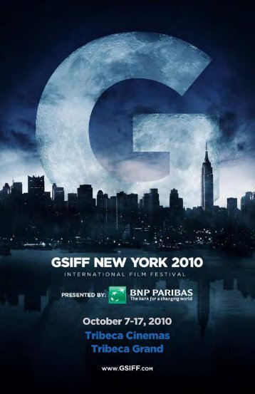 download the 2010 program - Gotham Screen International Film ...