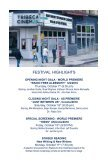 download the 2010 program - Gotham Screen International Film ... - Page 3