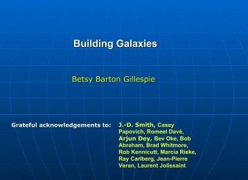Building Galaxies 2