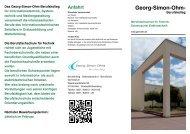 Unser Faltblatt zum Download (BFS-Technik) - Georg-Simon-Ohm ...