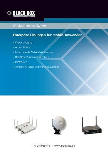Free Tech Support: Kostenlos! Kompetent! - Black Box Deutschland ...