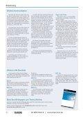 Free Tech Support: Kostenlos! Kompetent! - Black Box Deutschland ... - Page 2