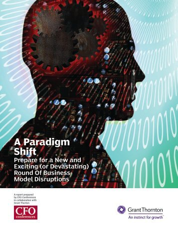 A Paradigm Shift - Grant Thornton LLP