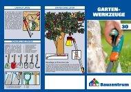 Nr. 30 Gartenwerkzeuge