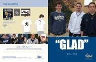 Gladiator Gear Catalog - Grand Traverse Area Catholic Schools