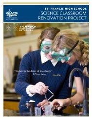 St. Francis Science Lab Renovation Information - Grand Traverse ...