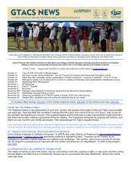 GTACS News, October 12, 2012 - Grand Traverse Area Catholic ...