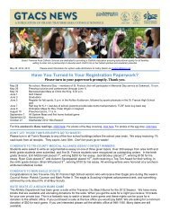 GTACS News, May 25, 2012 - Grand Traverse Area Catholic Schools