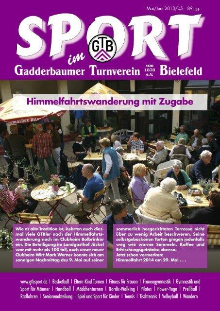 Ausgabe Mai/Juni 2013 - Gadderbaumer Turnverein v. 1878 eV ...