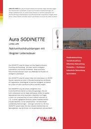 Aura SODINETTE - Aura Light