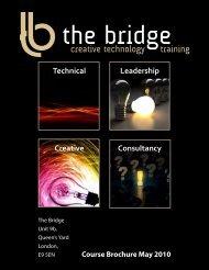 Technical Leadership Creative Consultancy