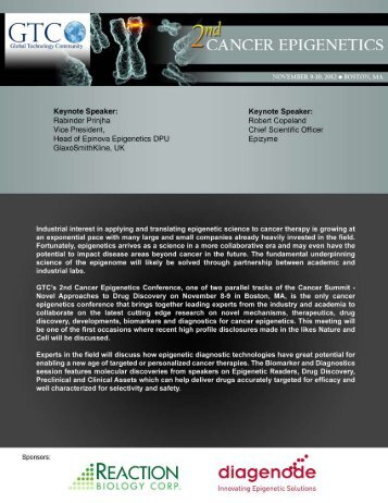 Cancer Epigenetics.pdf - GTCbio