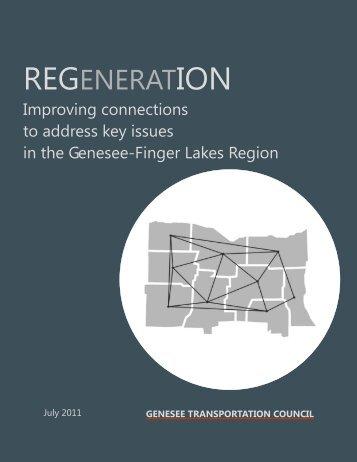 REGENERATION - Genesee Transportation Council