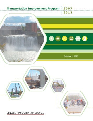 2007 2012 Transportation Improvement Program - Genesee ...