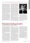 Gesundheitsstützpunkt Sportverein - Badischer Sportbund Nord ev - Page 3