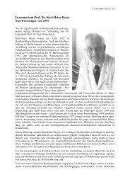 In memoriam Prof. Dr. Karl-Heinz Beyer Stas-Preisträger ... - GTFCh