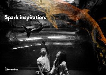 Spark inspiration. - GT Innovations