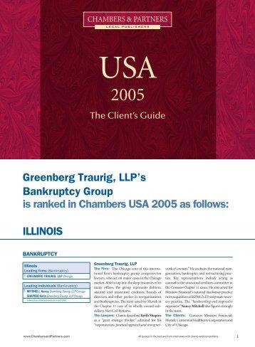 Greenberg Traurig- 2 - Greenberg Traurig LLP
