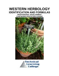 Western Herbology Identification and Formulas - Abctlc.com