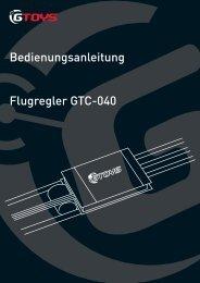 Anleitung 40A Regler.indd - GTOYS