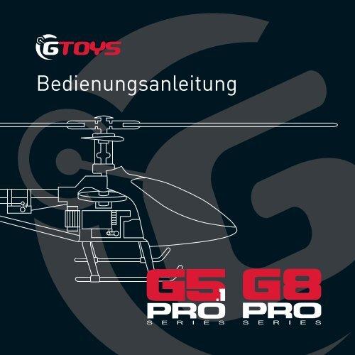 Bedienungsanleitung - GTOYS