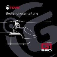 V3.0 Betriebsanleitung - GTOYS