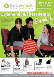Essentials Ergonomic & Therapeutic