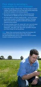 Dairy Traineeships - Page 2