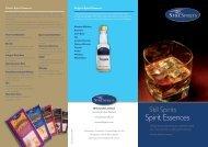 Spirit Essences