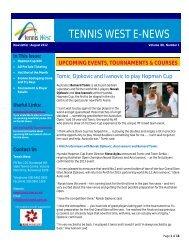 Edition 87 - August 2012 _Repaired_ - Tennis Australia
