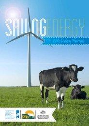 Saving Energy on WA Dairy Farms