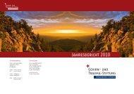 Jahresbericht 2010 - Gehirn und Trauma Stiftung