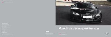 Audi race experience - GTspirit.com