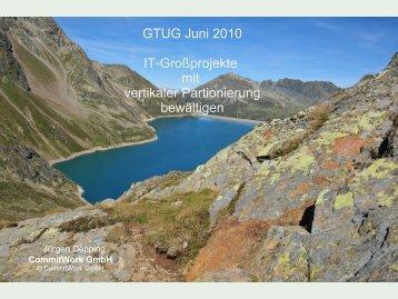 CommitWork GmbH - Gtug.de