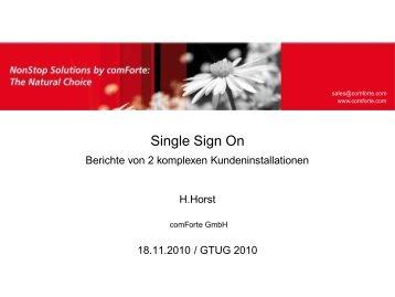 Title - Subtitle - Gtug.de