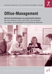 Office-Management 7. - buero-forum.de