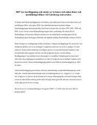 2007 års kartläggning och analys av kvinnor och mäns löner och ...