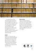 Hantering och arkivering av forskningshandlingar - Göteborgs ... - Page 7