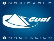 innovation - Gual Steel