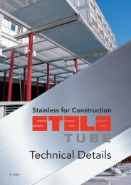 Technical Details - Gual Steel
