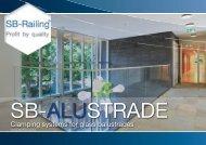 SB-Alustrade folder - NL - EN - DE - FR - 19-07-2012.indd - Gual Steel