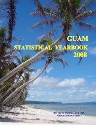 2008 Guam Statistical Yearbook. - Bsp.guam.gov